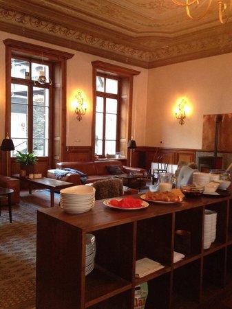 Hotel Monterosa: Sala delle colazioni