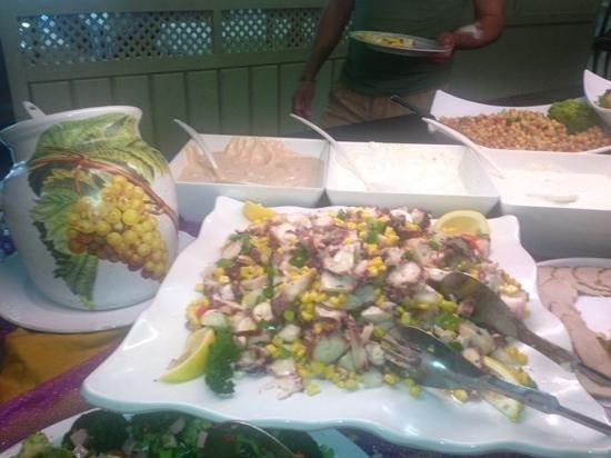 Gran Castillo Tagoro Family & Fun Playa Blanca: lovely food