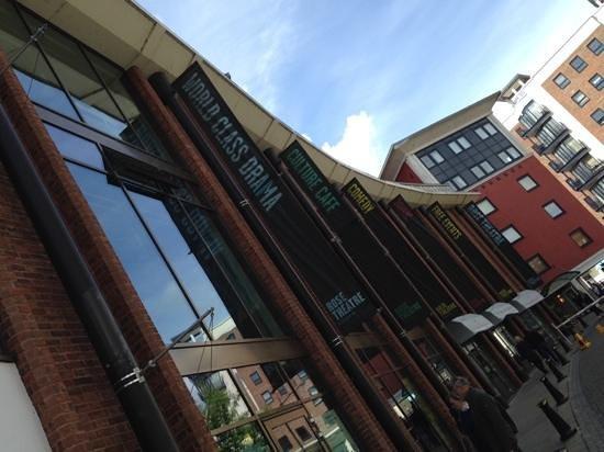 Rose Theatre Kingston: World Class Drama