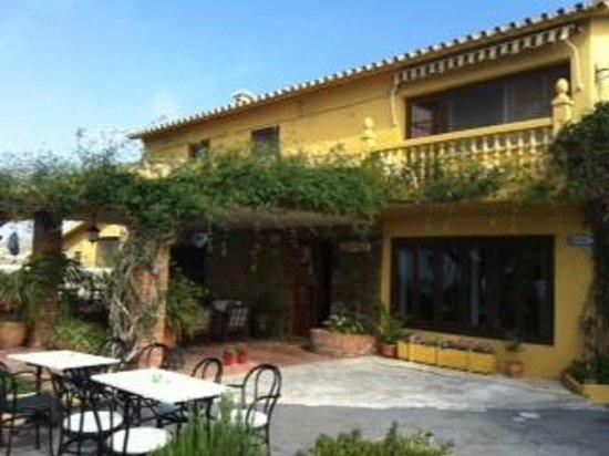 Hotel Rural Cortijo Amaya: Hoofdgebouw