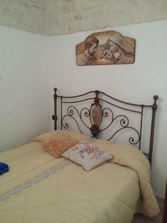 I Trulli di Pastore: camera da letto