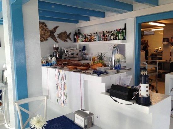 Avanti Hotel Boutique Fuerteventura: Restaurant und Frühstück