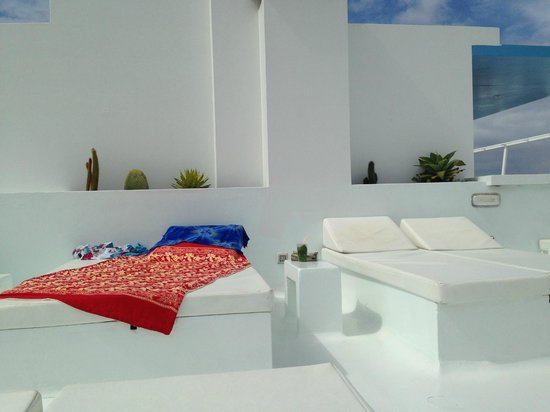 Avanti Hotel Boutique Fuerteventura : Dachterrasse