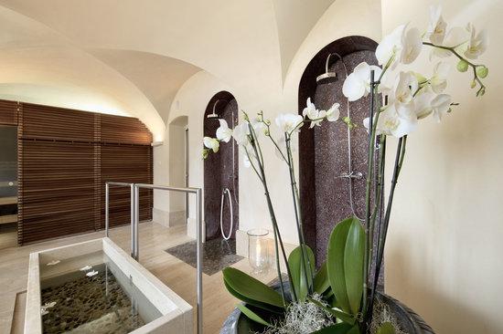 Limmathof Baden Hotel & Spa: Novum Spa Wellness Oasis Sauna