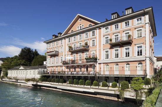Limmathof Baden Hotel & Spa: Limmathof Baden Hotel & Novum Spa