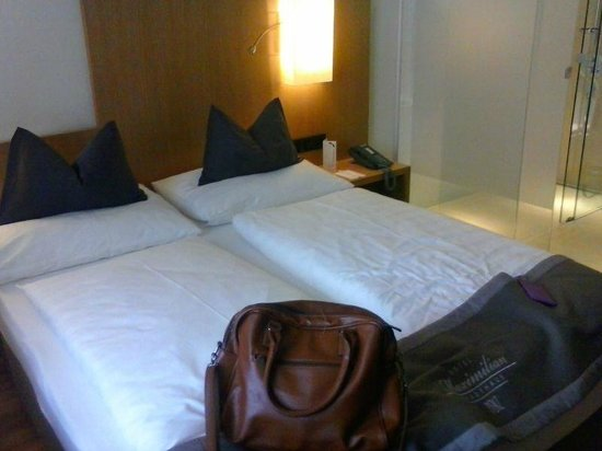 Hotel Maximilian: Letto comodo!
