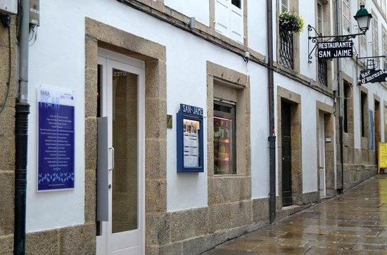 San Jaime : Entrada