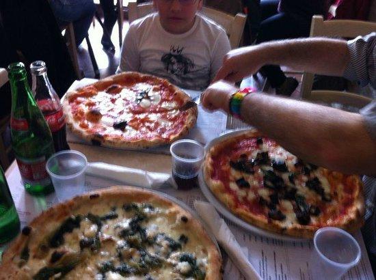 Pizzeria Attanasio: Vista d'insieme