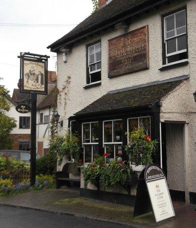 The Black Horse Inn Restaurant : Black Horse Inn