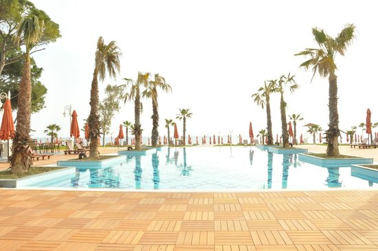 Ali Bey Resort Sorgun: Heated Pool
