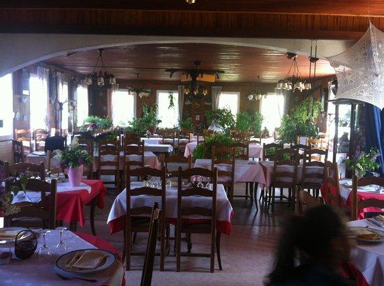 Restaurant Le Petit Pinson : La salle