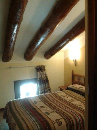 Hostal de la Trucha : habitacion