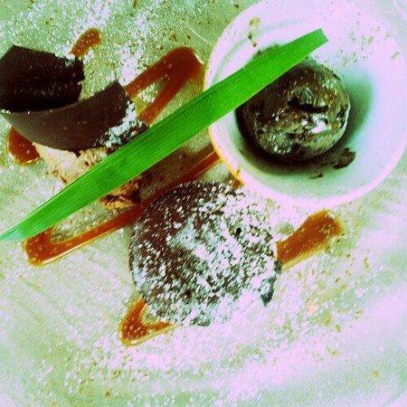 L'Auberge du Cens : declinaition au chocolat