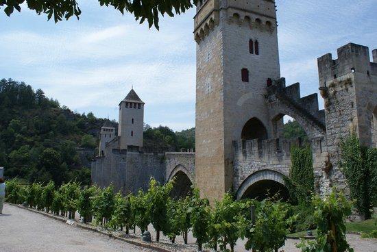 Hotel de France : Le Pont Valentré