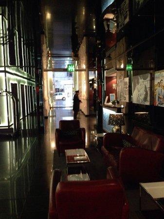 La Griffe Roma - MGallery By Sofitel: Hotel Lobby-March2014
