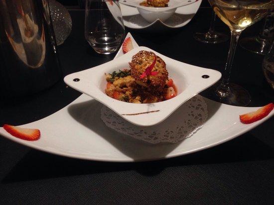 Au Petit Mareyeur: Dessert