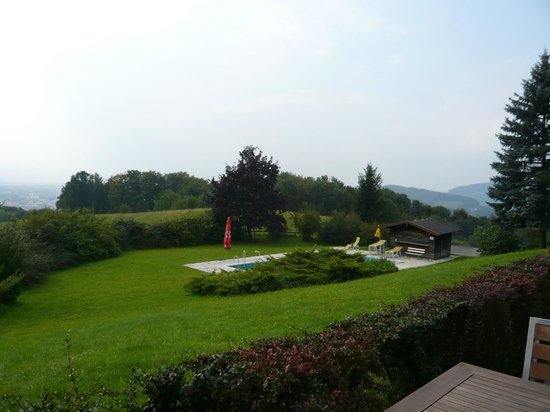 Schone Aussicht : foto desde la terraza de hotel