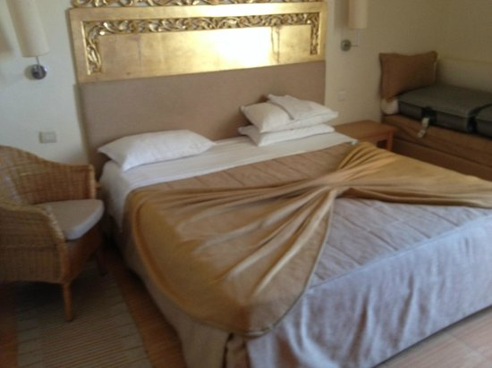 Hotel Isis Thalasso & Spa : Notre chambre
