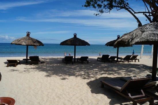 Belmond Jimbaran Puri: Beach