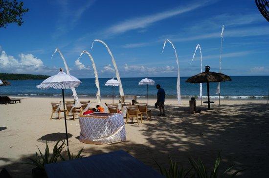 Belmond Jimbaran Puri: Wedding