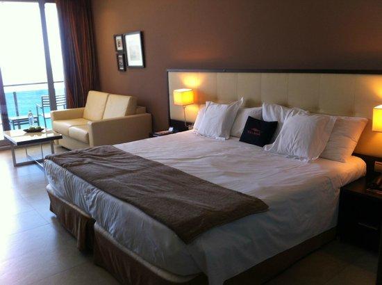 Gran Hotel Sol y Mar: Lit king size