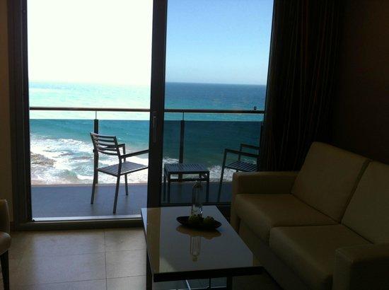 Gran Hotel Sol y Mar: Vue de la chambre
