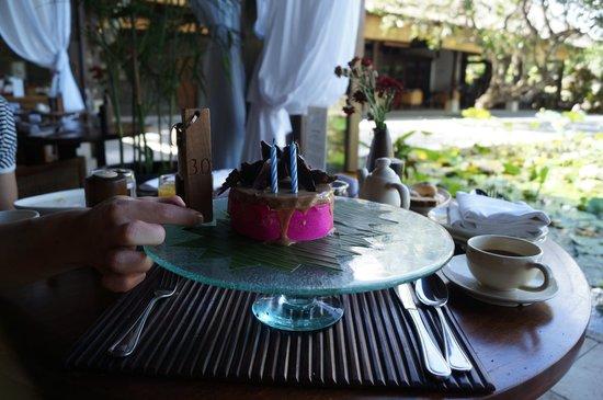 Belmond Jimbaran Puri: Cake