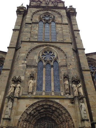Liebfrauenkirche: frontale