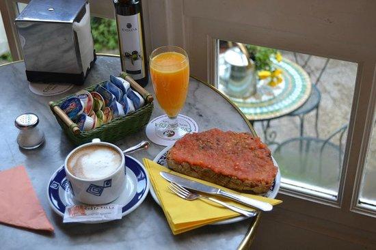 Costa Vella Hotel : Desayuno