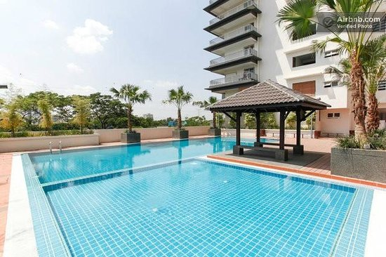 ZZ Leisure: Outdoor Swimming Pool