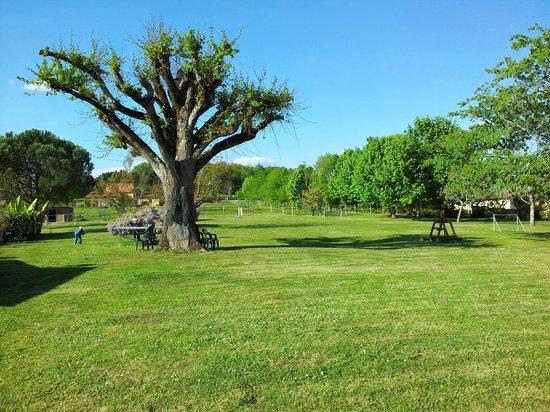 Hameau du Castanet: le jardin