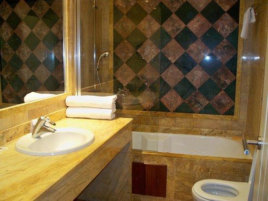 Salles Hotel & Spa Cala del Pi : SDB
