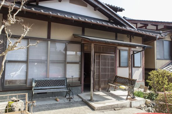 Minshuku Kochihira: Rooms are located within on 2 levels