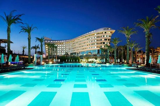 Concorde de luxe resort antalya turkey all inclusive for Mediterranean all inclusive resorts