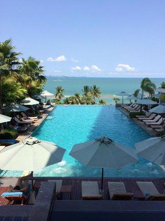 Holiday Inn Pattaya: Infinity pool