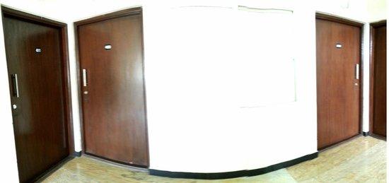 The Grand Serenity - Apartment Hotel: collider - Common Floor
