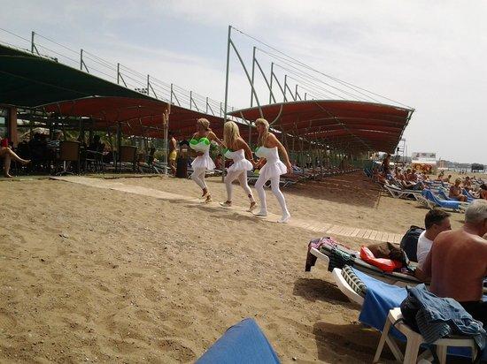 Limak Arcadia Golf & Sport Resort : het zwanenmeer werd ook opgevoerd