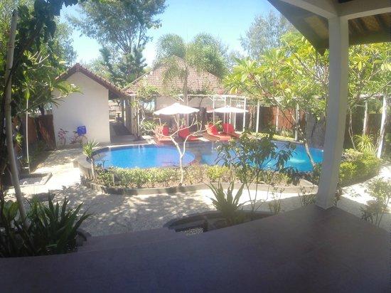 Danima Resort & Restaurant : View from room 2