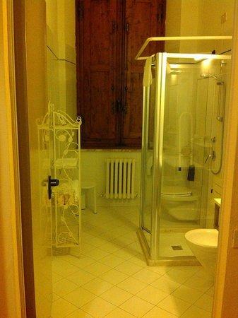 Villa Sabolini Hotel : Bagno