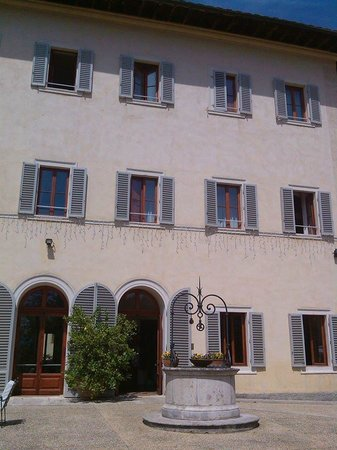 Villa Sabolini Hotel : Esterno Villa