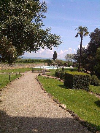 Villa Sabolini Hotel : Piscina
