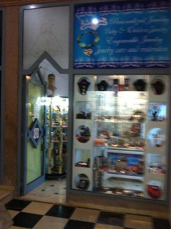 Moevenpick Resort & Marine Spa Sousse : Tej marhaba Shopping Center