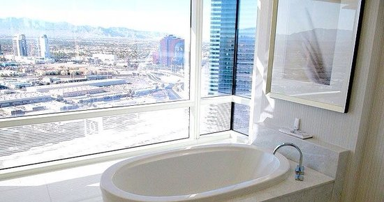 ARIA Sky Suites: Sky Suites Bathroom