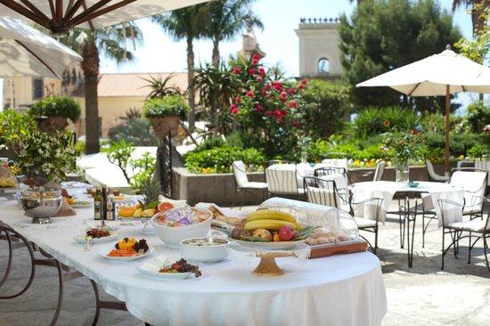Hotel Palazzo Murat: Breakfast
