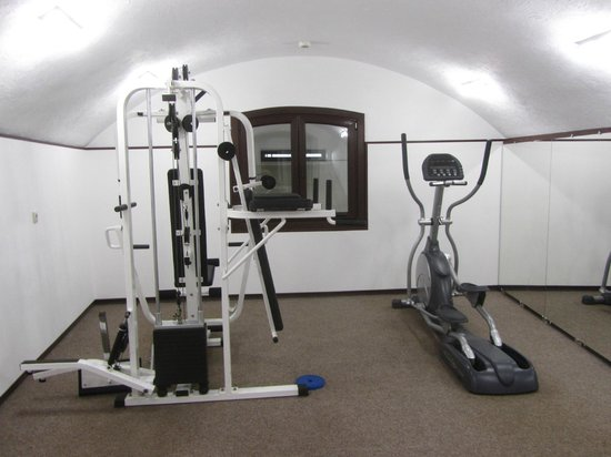 Citadel Inn Hotel & Resort : Gym