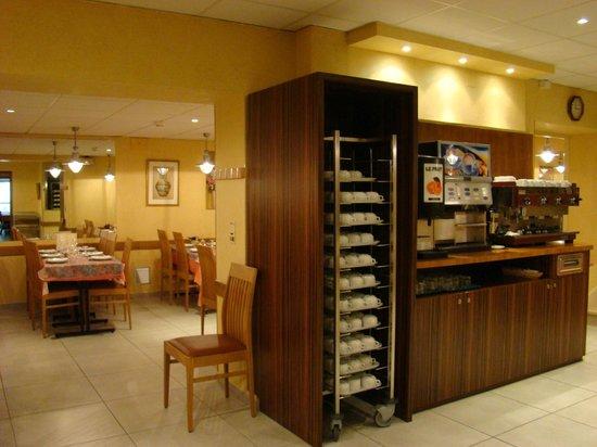 Hotel Restaurant Saint Sebastien: le petit dejeuner