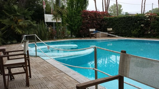 Hotel Nedy: Piscina
