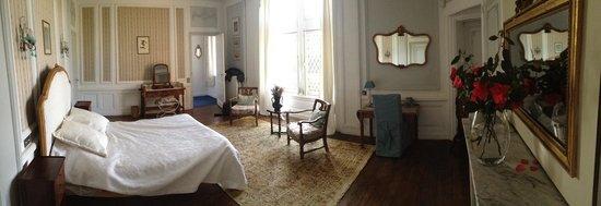 Chateau de Ribagnac: Grand Suite