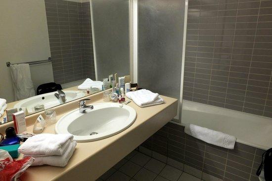 La Berteliere: la salle de bains