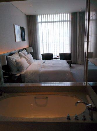 Le Meridien Taipei: Room (1)